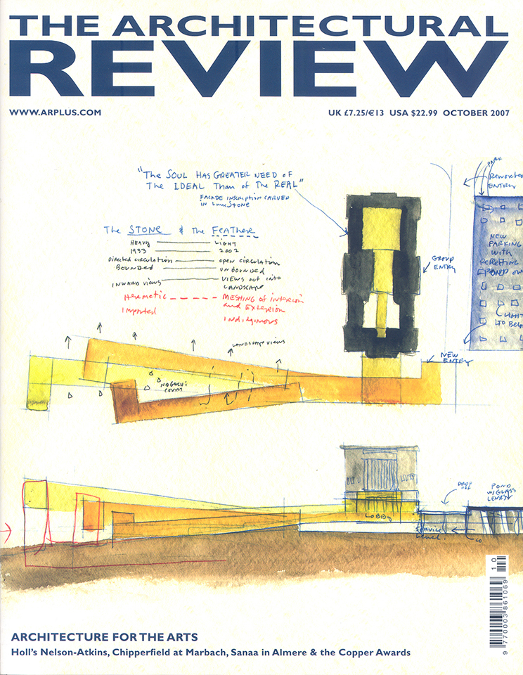THEARCHITECTURALREVIEWOCTOBER2007