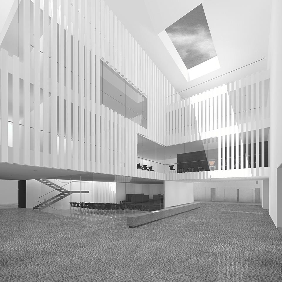 Rehabilitaci n y ampliaci n de las casas consistoriales de - Estudios de arquitectura sevilla ...