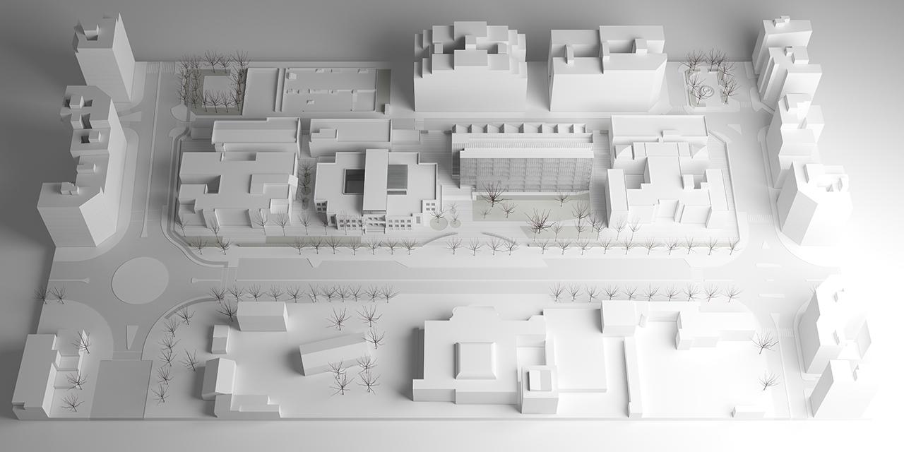nueva escuela tÉcnica de arquitectura superior y edificaciÓn en